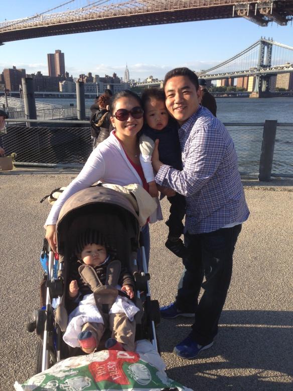 Brooklyn Bridge, Mother's Day 2013